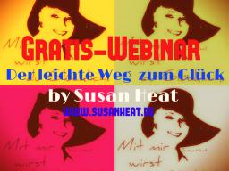 Webinar: Gratis-Webinar: Der leichte Weg zum Glück