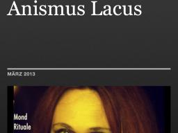 Webinar: Animus Lacus - Hexenmagazin