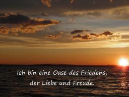 Webinar: Mit Frieden im Herzen - Abendmeditation ♥