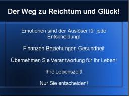 Webinar: Gedanken - Gefühle - Handeln