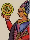 Kartenlegekunst by Iris