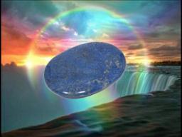 Webinar: Dein LEMURIA-Regenbogen-DIAMANT-Weg Gruppenseelenreise ca. 60min nach LEMURIA zum 6. Farbstrahl azurblau Thymuschakra