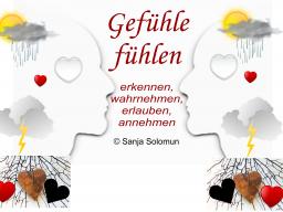 Webinar: Gefühle fühlen, wahrnehmen, annehmen, erlauben