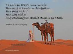 Webinar: ZEIT In DER WÜSTE