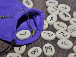 Webinar: ☆ Rún Valdr-Runen Energie der alten Futhark☆