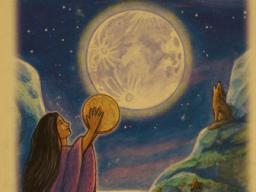 Webinar: Neumond- Meditation mit Fernreiki und der Mondenergie