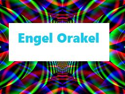 Webinar: Engelorakel