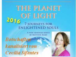 Webinar: Der Planet des Lichts XVI (Rückblick Ägypten) - The Planet of Light XVI (Feeback Egypt)