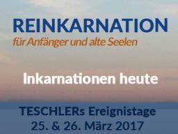 Webinar: Ereignistage: Inkarnationen heute - aus dem Nähkästchen einer Reinkarnationstherapeutin geplaudert...