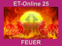 Webinar: ET25 Himmel+Erde FEUER