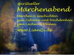 """Webinar: spiritueller """"Märchenabend"""" - Die Geschichte der traurigen Traurigkeit"""""""