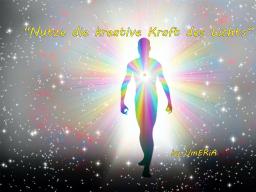 """Webinar: Nutze die kreative Kraft des """"ॐ Lichts"""""""