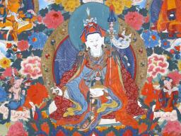 Webinar: Ttäglich Morgenmeditation für Heilung und Frieden mit Lama Bran (Rangdrol Tobkyi Dorje)
