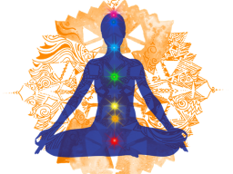 "Webinar: Chakrameditation ""Im Licht des Regenbogens"""