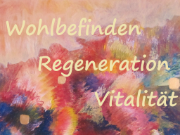 Webinar: Wohlbefinden, Regeneration und Vitalität durch Quantenheilung