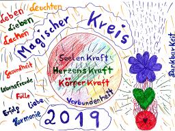 Webinar: Magischer Kreis - Mach das neue Jahr zu einem magischen Jahr