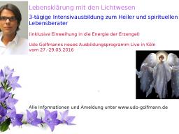 Webinar: Infos zur 3 tägigen Ausbildung in Köln (kostenlos)