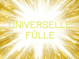 Webinar: UNIVERSELLE FÜLLE II