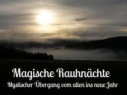 Webinar: MAGISCHE RAUHNÄCHTE