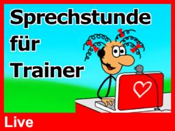 Webinar: Webinartrainer Sprechstunde
