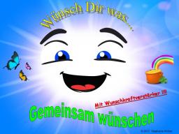 Webinar: Wünsch Dir was <3  Gemeinsam wünschen mit Wunschkraftverstärker <3