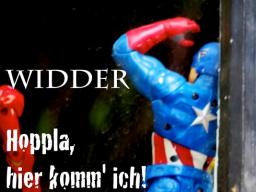 Webinar: Widder - Hoppla, hier komm' ich!