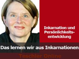 Webinar: Das lernen wir aus Inkarnationen - Reinkarnation und Persönlichkeitsentwicklung