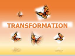 Webinar: Transformation - Quantum Healing Webinar