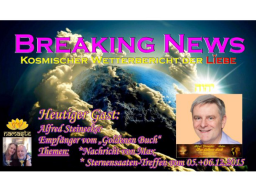 Webinar: Breaking News vom Kosmischen Wetterbericht der Liebe