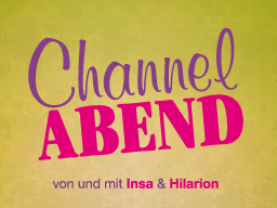 Webinar: Channelabend ♥ Hier spricht die geistige Welt