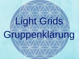 Webinar: ✫ Light Grids Gruppenklärung ✫ Altes abschließen ✫
