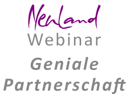 Webinar: Geniale Partnerschaft mit Jwala und Karl Gamper