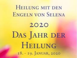 Webinar: 2020: Das Jahr der Heilung & der Freude - The Year of Healing & Joy