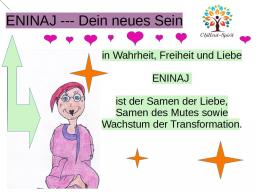 Webinar: ENINAJ --- Dein neues Sein
