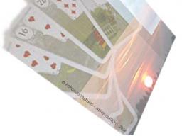 """Webinar: Kartenlegen """"50%-Aktion""""  (Einzeltermin, 1 Frage)"""
