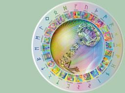 Webinar: Runen in der neuen ZEIT! Teil 5: EIWAZ, PERTHO, ALGIZ