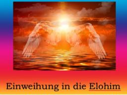 Webinar: Einweihung in die Elohim und den 13 Göttlichen Strahlen