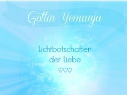 Webinar: ♥♡ Göttin Yemanya im live Channeling und Impulsabend: Kristallenens Sein auf Erden ♡♥