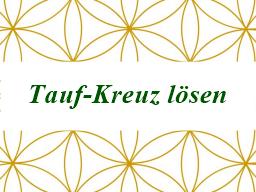 Webinar: Tauf-Kreuz lösen
