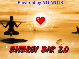 Webinar: Energy Bar 2.0 - Reise nach Atlantis