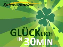 Webinar: GLÜCKlich in 30min