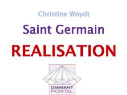 Webinar: Saint Germain: Realisation 2
