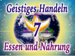 Webinar: GH07 Essen und Nahrung