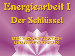 Webinar: Energiearbeit I - Der Schlüssel: Teil 2
