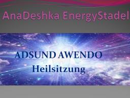 Webinar: Adsund Awendo Heilsitzung nach Tahuti