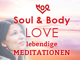 Webinar: Leiden geht nur Lieben - moe Channeling + lebendige Heil-Meditation im Quell des Lebens