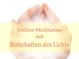 Webinar: Solaris- Die Heilung von Urängsten und Seelenanteilen - Channeling mit Meditation