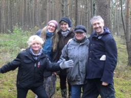 Webinar: Natur-Ritual - eine Nacht im Wald