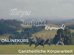 Webinar: KörperKontakt Körperwohl - Anspannung & Entspannung