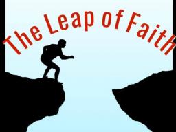 Webinar: LEVEL II: THE LEAP OF FAITH - DEIN WACHSTUM BEGINNT MIT EINEM SPRUNG DES GLAUBENS